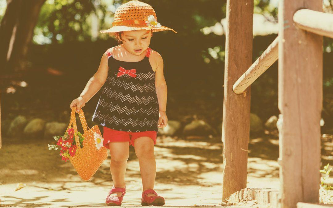 Parametry prawidłowego chodu dziecka